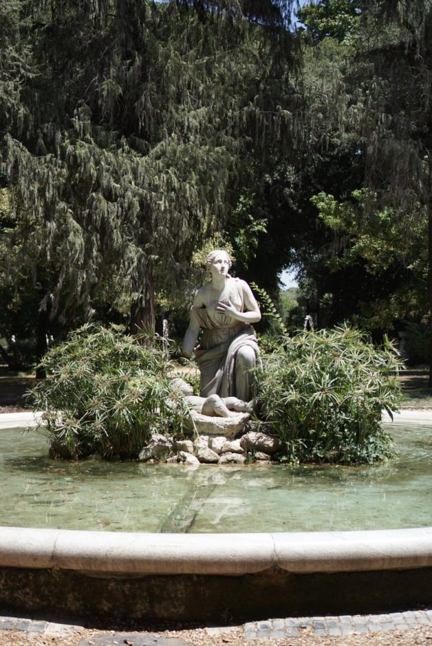 borghese gardens - rome - italy - travel - adventure - outdoors